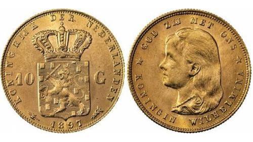 10 gulden olandesi