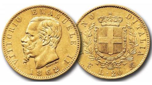 20 Lire italiane (Marengo)